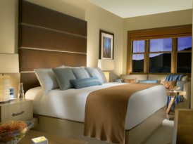 Headboard Chic at The Osprey at Beaver Creek