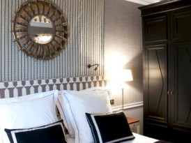 Canopy Chic at The Hotel Recamier in Paris