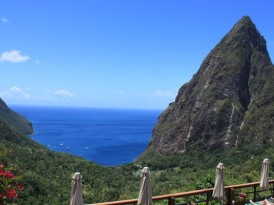 In Love With Saint Lucia