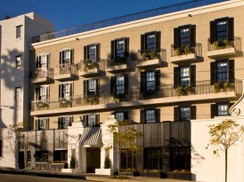 Your Pad in West Hollywood: Checking into Palihouse