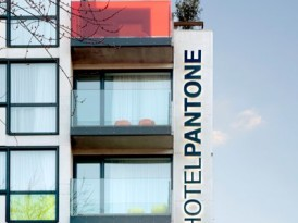 Celebrating Color at the Pantone Hotel