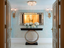 Jewelbox in the Sky: The Tiffany Suite at The St. Regis