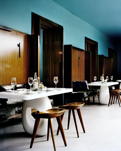 Hotel chic design lessons from the condesa df mexico city for India mahdavi furniture
