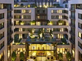 Verdant Oasis in Paris: The Mandarin Oriental