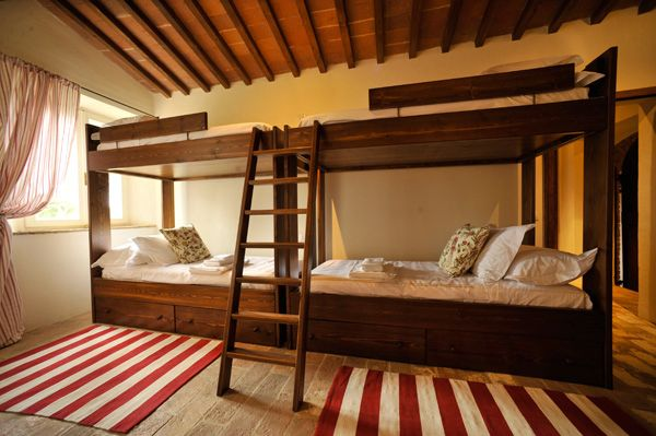 Hotel Chic Hotels With Bunk Beds