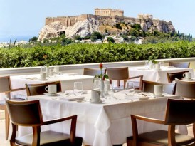 Guest Post: Wanderlust Women Travel's Lisa Fantino Checks into the Grand Bretagne in Athens