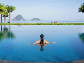 Virtual Vacation at Phulay Bay in Thailand