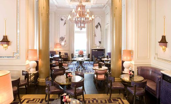 Hotel Chic Get The Look The Artesian Bar At The Langham