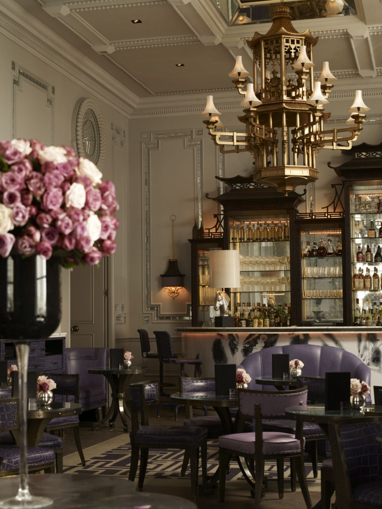 Hotel Chic | Get The Look: The Artesian Bar at The Langham