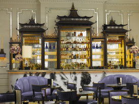 Get The Look: The Artesian Bar at The Langham