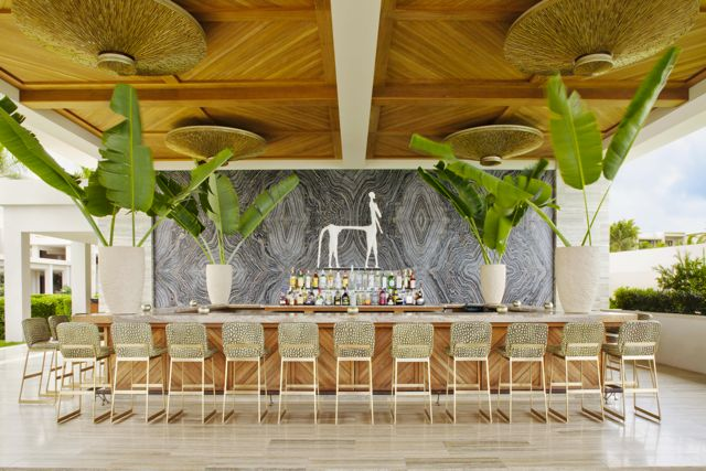 Hotel Chic Scout Design Checks Into The Viceroy Anguilla