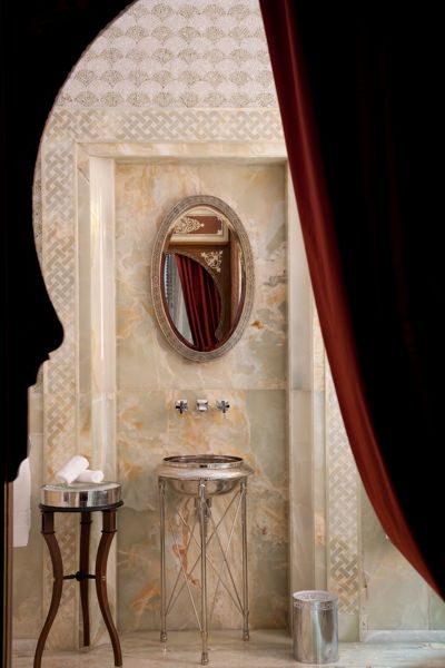 Riad Bathroom A