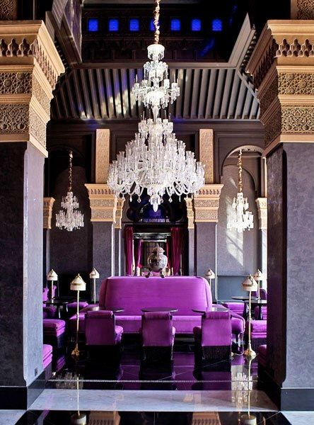Hotel Chic | Design Ideas from The Selman in Marrakech