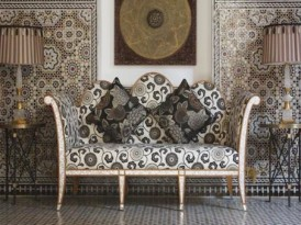 Exotic Glamour: The Royal Mansour in Marrakech