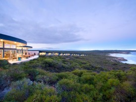 Virtual Vacation to Australia's Southern Ocean Lodge