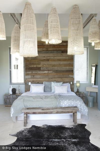 hotel chic | stealing cool hotel design ideas: walls lined with
