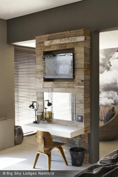 Hotel chic stealing cool hotel design ideas walls lined for Hotel chic decor