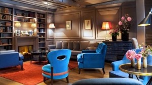 Hotel-Verneuil-Saint-Germain-library