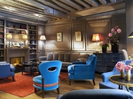 Design Inspiration from the Hotel Verneuil in Paris