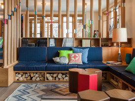 A Seriously Groovy (& Affordable!) Hotel in Snowmass: Inside The Wildwood