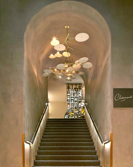 Clement Entrance