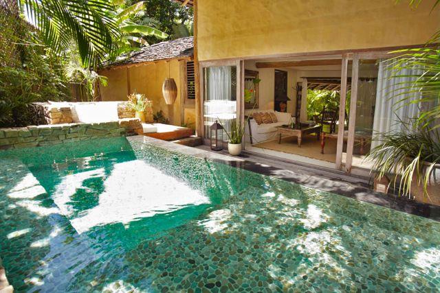 Casa Eugenia private pool