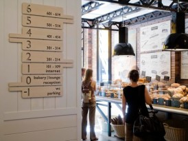 A Carb Lovers Dream: Hotel Meets Bakery in Barcelona