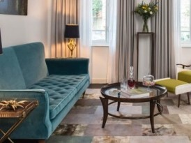 The Norman: A Chic New Boutique Hotel in Tel Aviv