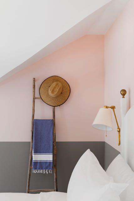 Guestroom Ladder Detail