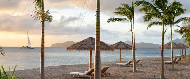 Paradise Beach: A New Escape in Nevis
