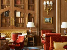 The Ritz Paris Revamp: What's Old Is New Again