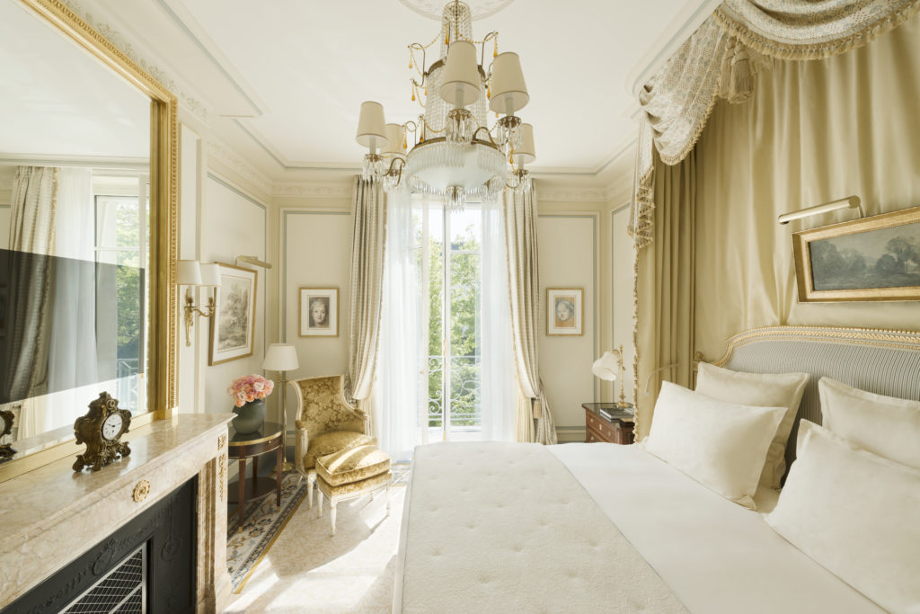 Image courtesy of The Ritz Paris, via Hotel Chic