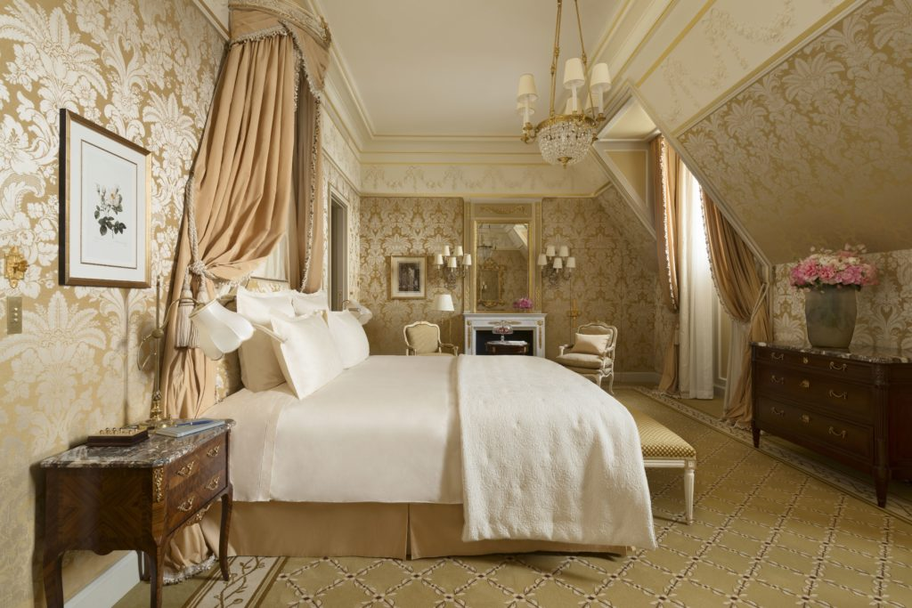 Images courtesty of The Ritz via Hotel Chic