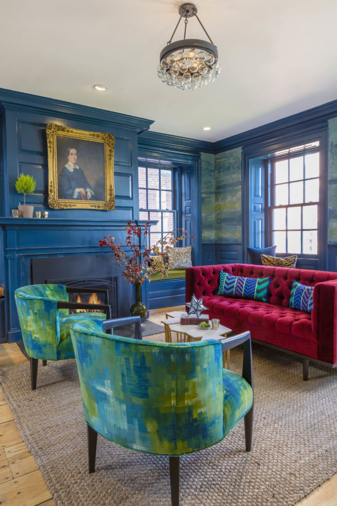 Peacock Blue Living Room: How To Rock A Peacock Blue Living Room