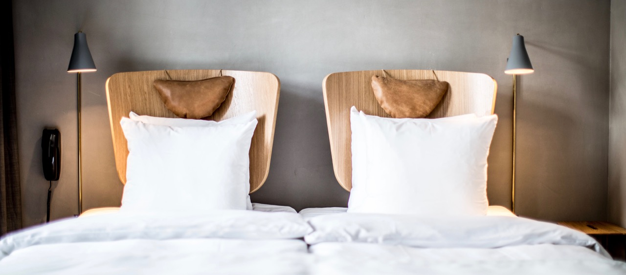 Chair Beds at Hotel SP34