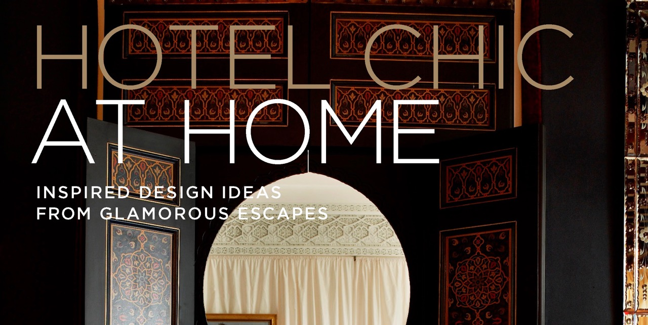 The Hotel Chic Book Launches!