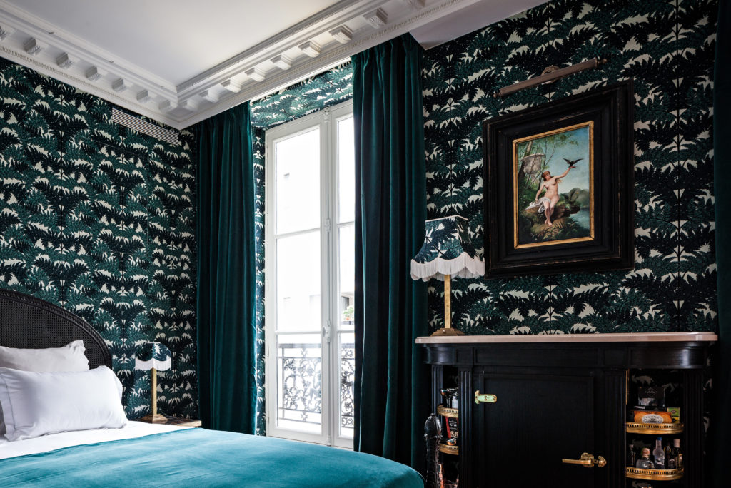 image courtesy Hotel Providence Paris via Hotel Chic