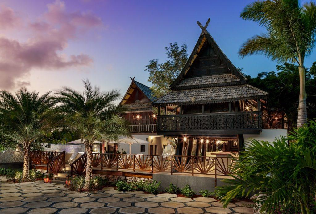 Zemi_Spa Thai House-1_Credit-Dylan Cross, Tambourine